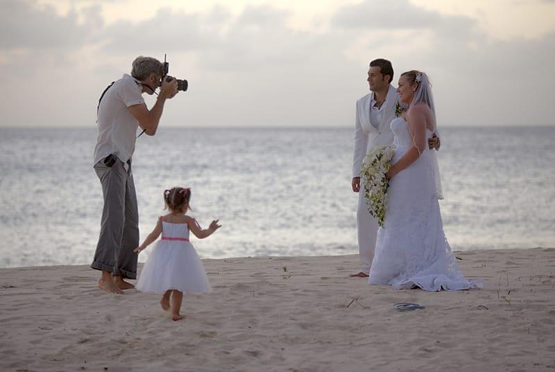 PSV destination wedding - Barefoot elegance